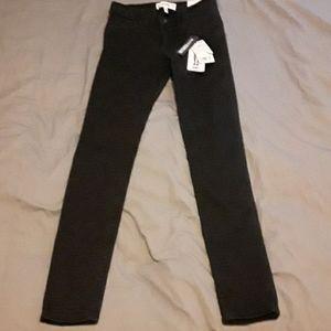 BNWT black Mango skinny jeans